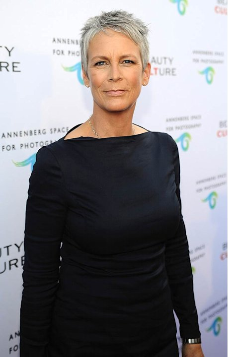 Jamie Lee Curtis Beauty Culture Opng