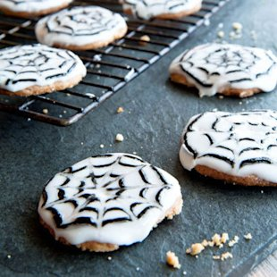 Halloween Biscuits: Recipe