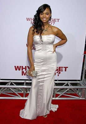 Sharon Leal at the Hollywood premiere of Lionsgate Films' Tyler Perry's Why Did I Get Married?