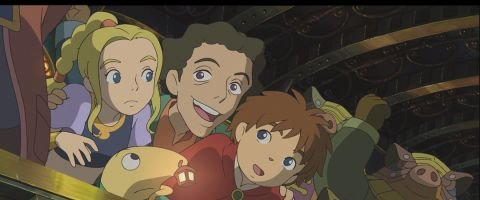 E3 - Ni No Kuni se montre en images