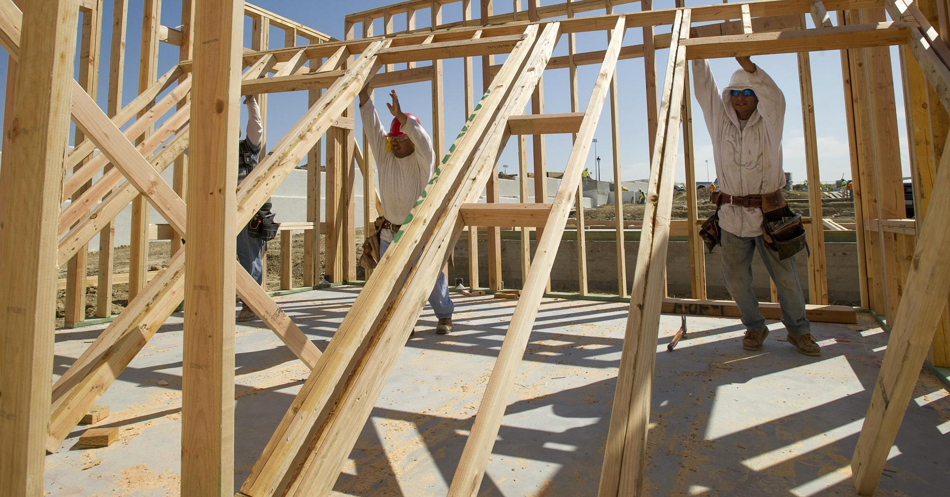 Still a great time to buy: Home Builders Assoc.