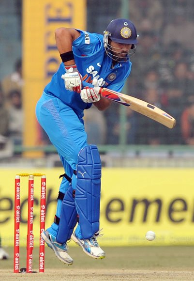 India vs Pakistan, 3rd ODI Action photos