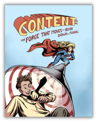 Content Marketing: Driving Results, Not Just Buzz image comic1