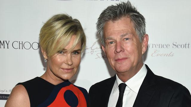 Yolanda Foster and David Foster Split!