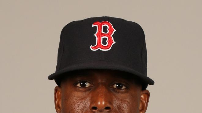 Pedro Ciriaco Baseball Headshot Photo