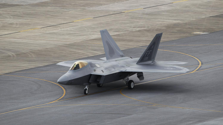 AP IMPACT: Air Force insiders foresaw F-22 woes