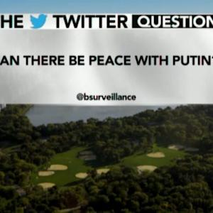 Can There Be Peace With Vladimir Putin?