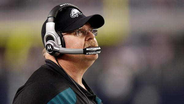 Andy Reid agrees to 5-year deal to lead Chiefs