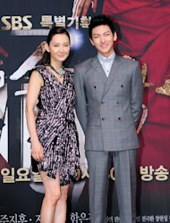Chae Si Ra, Ji Jang Wook