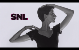 'Saturday Night Live' Drops In 18-49 Demo With Host Anne Hathaway