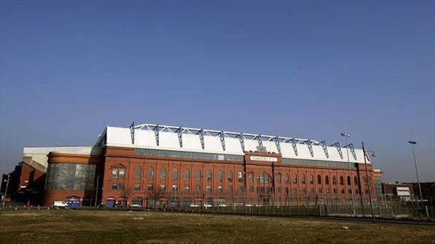 Shareholders have held a meeting with Rangers' fan groups