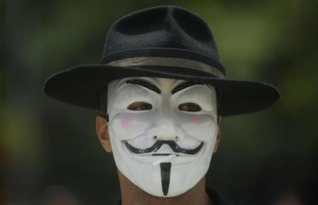 'Anonymous Indonesia' hacks Australia sites over spying (AFP photo)