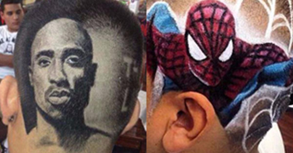 The Most Amazing HairCut Art