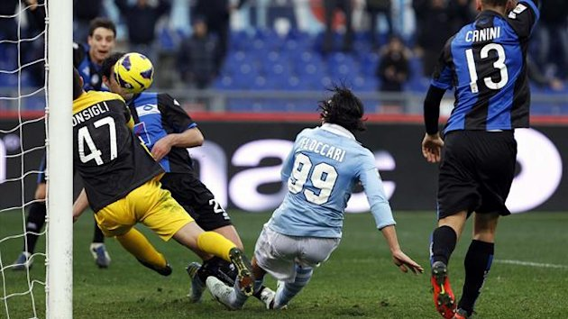 lazio, atalanta, sergio floccari