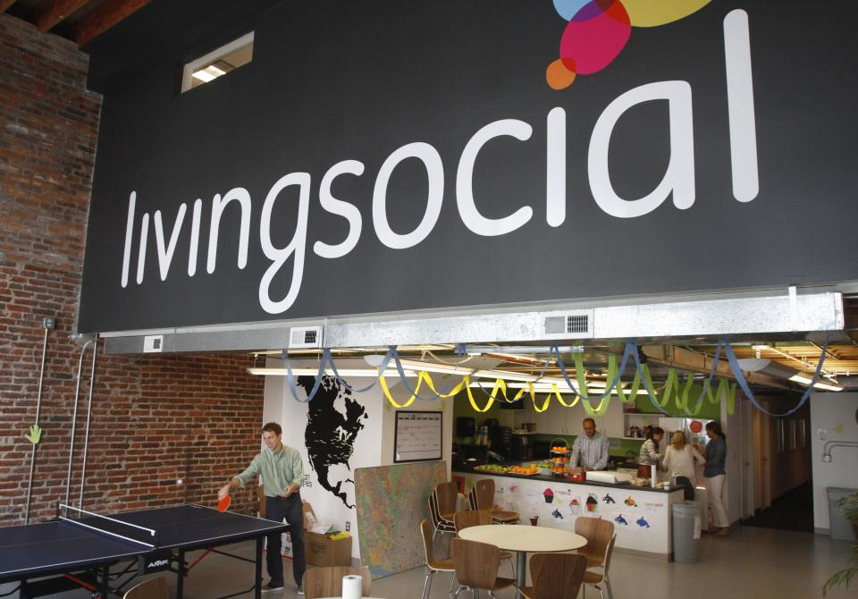 News Summary: LivingSocial cuts 400 jobs worldwide