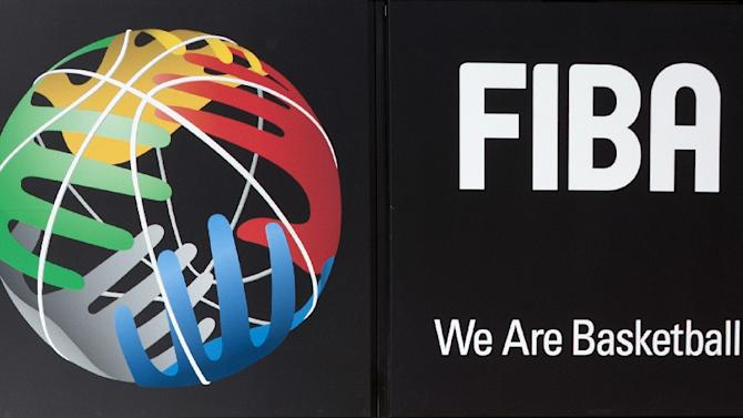 Russia said its national basketball teams have been banned from all competitions by the sports ruling body FIBA