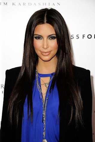 Kim Kardashian: I Might Press Charges Against Flour Bomber