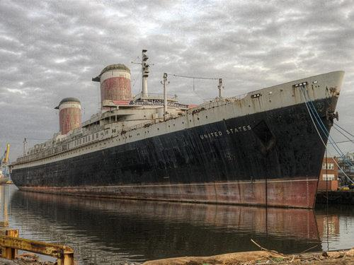 Historic Ocean Liner Won't Be Turned to Scrap Just Yet