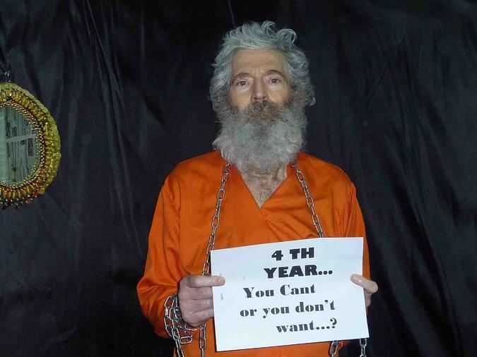 Robert Levinson, Who Disappeared in Iran in 2007, Was Working for the CIA
