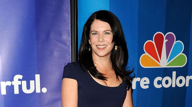Lauren Graham attends the 2010 NBC Upfront presentation at The Hilton Hotel on May 17, 2010 in New York City.