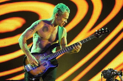Red Hot Chili Peppers - Pic: Brennan Schnell/Eastscene.com
