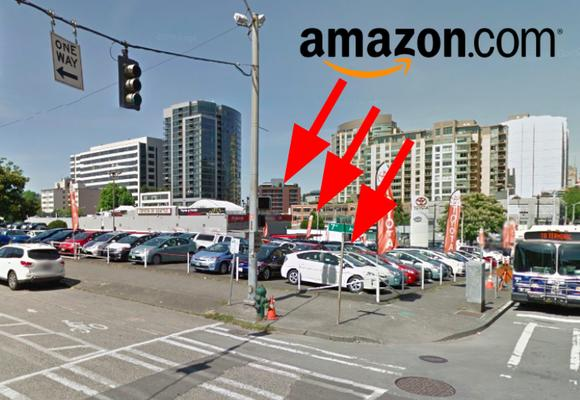 Enter The Ama-Zone: Amazon Finds Prime Seattle Location For Prime Now Hub