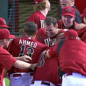 Goldy's walk-off double