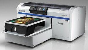 Epson Enters Direct-to-Garment Market with New SureColor F2000 Series Printers