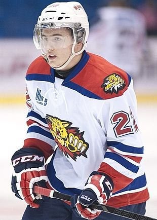 Ivan Barbashev - Photo Courtesy of ca.sports.yahoo.com