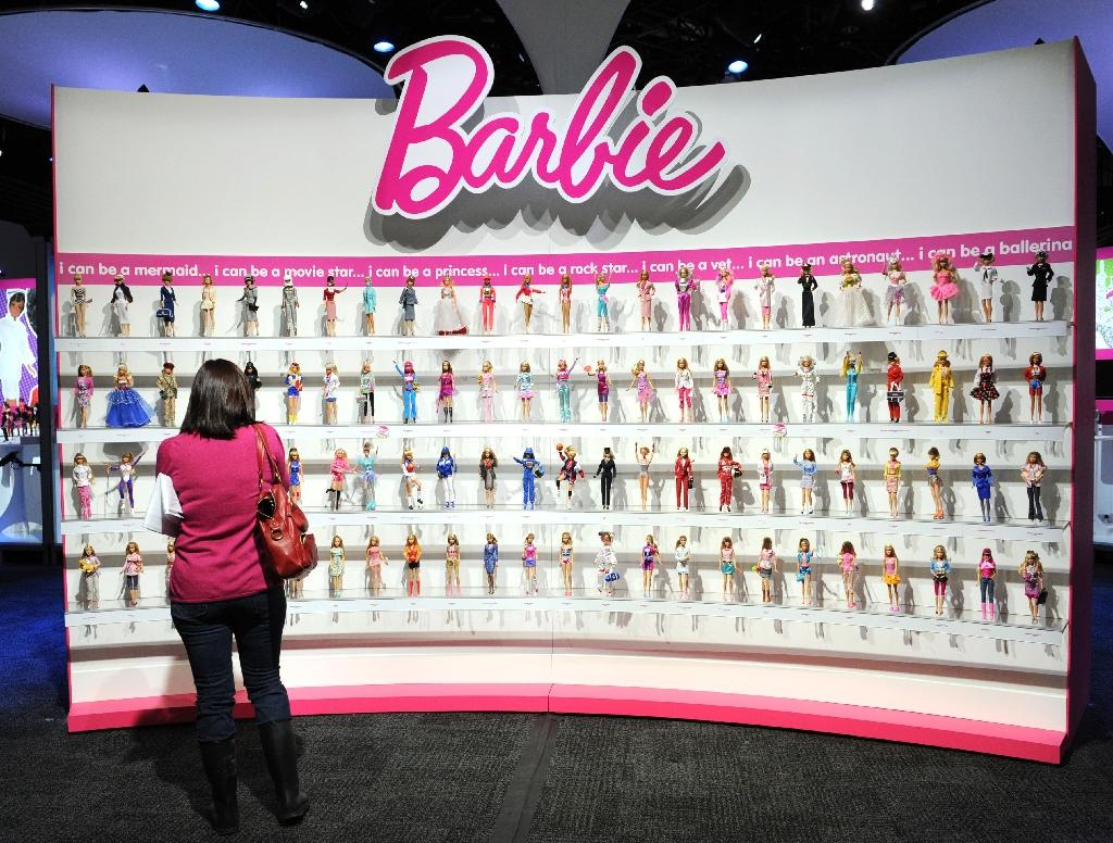 High-tech Barbie stokes privacy fears