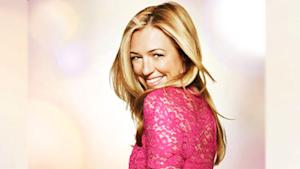 Cat Deeley's A Married Woman!