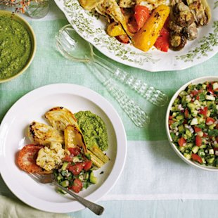 Tandoori Vegetable Feast: Recipe
