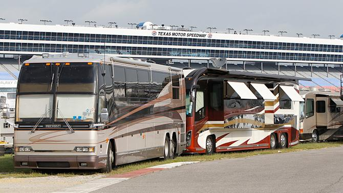 Prevost joins family of official NASCAR partners