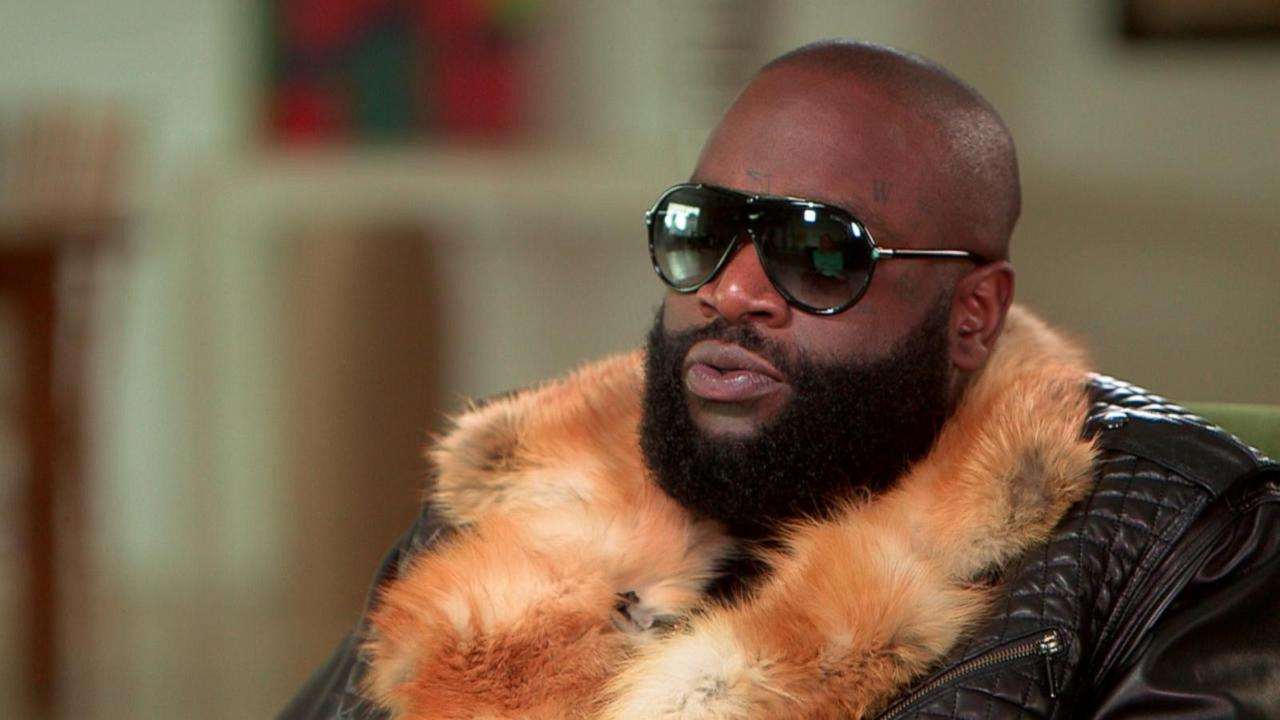 How Rapper Rick Ross Lost 85 Pounds
