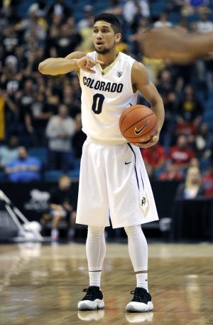 Booker's 19 points lead No. 21 Colorado to win