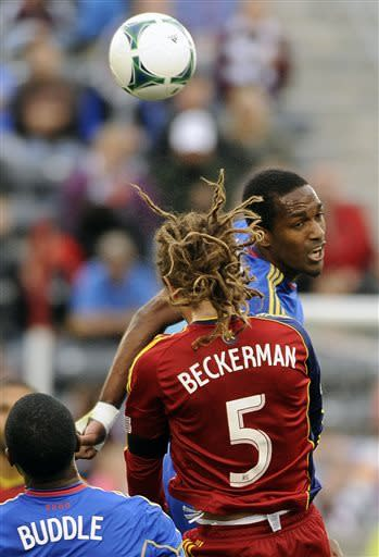 Harris' early goal holds up, Rapids beat RSL 1-0