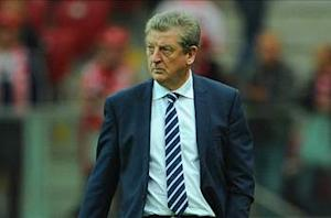 Hodgson happy with state of England progress despite criticism