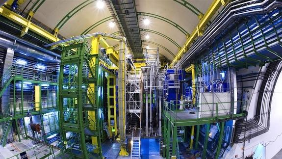 Wow! Watch a Drone Fly Through the World's Largest Atom Smasher