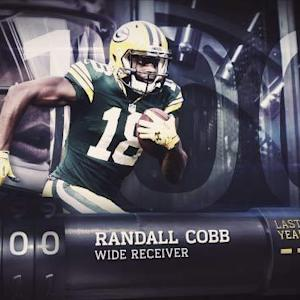 'Top 100 Players of 2015': No. 100 Randall Cobb