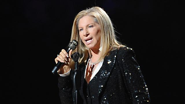 Barbra Streisand to Sing at Oscars