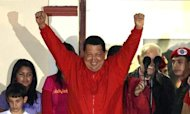 Hugo Chavez Wins Venezuela Election