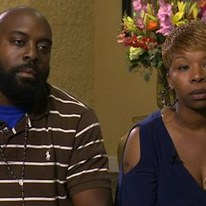 Michael Brown's parents call for justice
