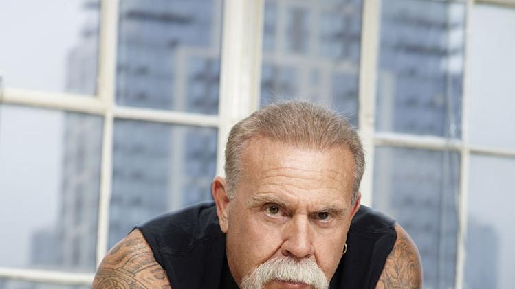 "Paul Teutul Sr. competes in the 12th season of ""The Celebrity Apprentice."""