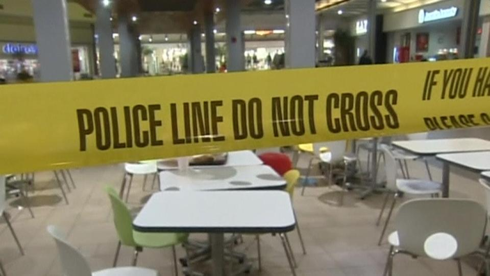Christmas Eve shooting kills 1 at Louisiana mall