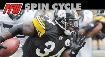 AFC North Spin cycle: Week Five