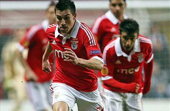 Garay, Gaitan & Matic, the Benfica stars who Europe's giants will look to lure this summer