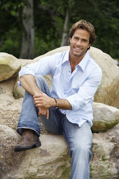 Shawn Christian stars as Dr. Daniel Jonas on &quot;Days of Our Lives.&quot; 