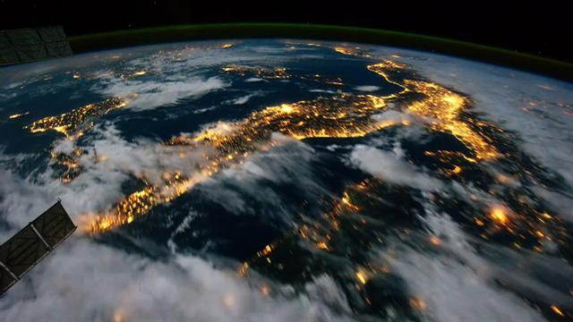 Time Lapse: ISS captures our beautiful Earth