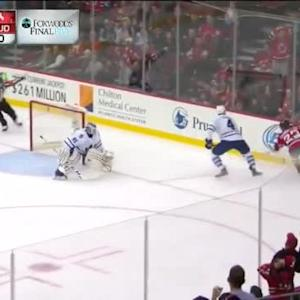 Jonathan Bernier Save on Mike Cammalleri (15:15/3rd)
