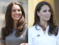Kate Middleton's trademark big, bouncy blowdry is nearly as famous as she is, racking up thousands of column inches worldwide